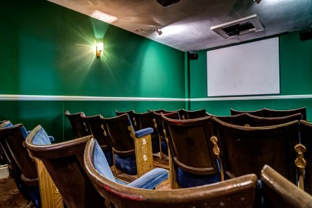 BACK ROOM CINEMA